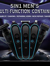 Недорогие -Shaving Sets & Kits Волосы Триммеры для волос Влажное и сухое бритье Высококачественный пластик ABS