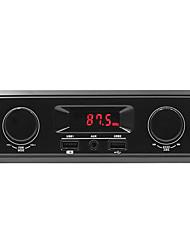 Недорогие -12v автомобиль mp3 Bluetooth звуковая карта радио плеер автомобиля CD