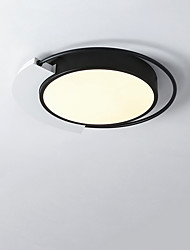 cheap -CONTRACTED LED® Geometrical Flush Mount Lights Downlight Painted Finishes Aluminum LED, New Design 110-120V / 220-240V Warm White / Cold White