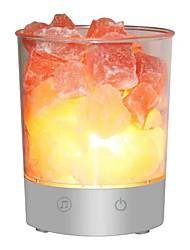 Недорогие -UFWO-U1Himalayan Crystal Salt Lamp Waterproof Bluetooth Speaker Новинка освещения Подарок Защита от влаги