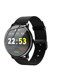 cheap -Kimlink R88 Men Women Smartwatch Android iOS Bluetooth Waterproof Touch Screen Heart Rate Monitor Blood Pressure Measurement Sports Pedometer Call Reminder Activity Tracker Sleep Tracker Sedentary