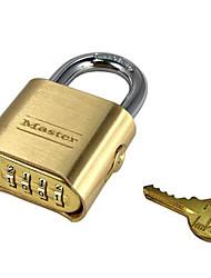 Недорогие -176KAMCN Кодовый замок сплав цинка Разблокировка пароля / Разблокировка ключа для Чемоданы на колёсиках / Для дверного проема / чулан