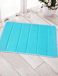 cheap -1pc Modern Bath Mats PVC(PolyVinyl Chloride) Stripes Non-Slip