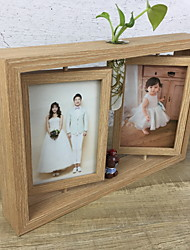 cheap -Modern Contemporary Polyresin Painted Finishes Picture Frames Wall Decorations, 2pcs Picture Frames