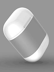 Недорогие -Dongguan pel_03zeairpods коробка для беспроводной зарядки цвет серый