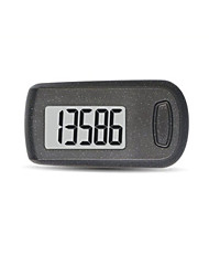 cheap -AU-318 Electronic Pedometer Other OS Outdoor / Phone Strap / Pedometers Gravity Sensor PP+ABS / Neoprene Dark Grey