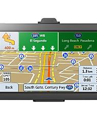 Недорогие -s7 7-дюймовый fm gps 256m 8g windows ce 6.0 автомобильный gps навигация авто сенсорный экран gps навигация аудио видео плеер