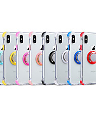 cheap -Case For Apple iPhone XS / iPhone XR / iPhone XS Max Shockproof Back Cover Transparent TPU