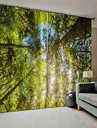 abordables -rideaux de tissu de style pastoral chinois épaissie rideaux d'ombre pour salon rideaux de douche en polyester pur résistant à l'humidité anti-moisissure