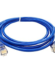 cheap -LITBest RJ45 Connect Cable, RJ45 to RJ45 Connect Cable Male - Male 20.0m(60Ft) 20 Gbps