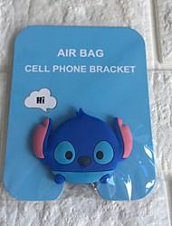 cheap -Retractable Cartoon Silicone Mobile Phone Bracket Cute Grip Balloon Cellphone Stand