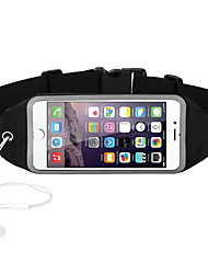 cheap -Fanny Pack Waist Bag / Pack Running Pack for Running Casual Outdoor Exercise Sports Bag Waterproof Portable Durable Polyester Running Bag Adults