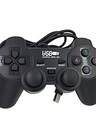cheap -Gaming Joypad Joystick Control Gamepad USB Game Controller for PC Computer Wired Analog Controller Gamepad Joystick Joypad
