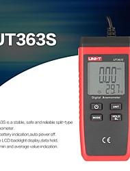 Недорогие -uni-t ut363s цифровой анемометр термометр измеритель скорости ветра ветер измеритель температуры измеритель температуры переносной сплит типа