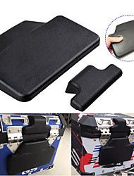cheap -Motorcycle Rear Trunk Passenger Backrest Back Pad For BMW F800GS R1200GS Adventure