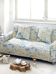 cheap -Sofa Cover Floral / Print / Contemporary Reactive Print / Printed / Quilted Polyester Slipcovers