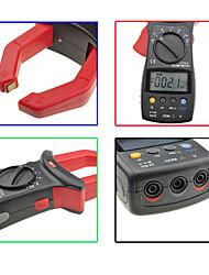 abordables -uni-t ut205 ture rms gamme automatique / manuelle numérique multimètre pince multimètre ac / tension cc outil de test aca