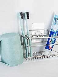 cheap -Tools Creative Modern Contemporary Metal 2pcs Toothbrush & Accessories
