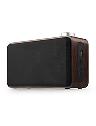 cheap -W5A Creative Wireless Bluetooth Speaker New Multifunctional U-disk Wooden Home Subwoofer Sound Produced One by One