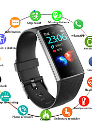cheap -CM05 Fitness Bracelet Health Heart Rate Monitor Pedometer Activity Tracker Smart Bracelet Men Women Sport Smart Watch