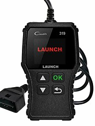 cheap -Launch Creader 319 OBD2 Scanner Car Code Reader OBDII OBD 2 Scan Tool Check Engine Fault Code Read cr319 CR3001 Creader 3001