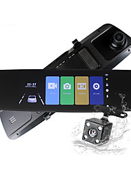 cheap -ZIQIAO H16A Full HD Night Vision Reversing Image Car DVR Camera 170 Degree Wide Angle Dash Camera G-Sensor Parking Monitor Car Video Recorder