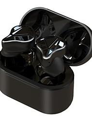 Недорогие -t8 tws bluetooth 5.0 наушник истинная беспроводная гарнитура 18 ч время воспроизведения по таймеру автоматическое сопряжение тяжелый бас стерео вкладыши с зарядкой