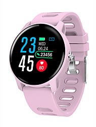 cheap -Imosi S08 Sport Pedometer Smart Watch IP68 Waterproof Fitness Tracker Heart Rate Monitor Women Clock Smartwatch
