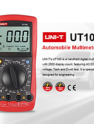 cheap -UNI-T UT105 Handheld Automotive Multipurpose LCD Digital Meters Multimeter Input Protection AC DC Current Voltage Instrument