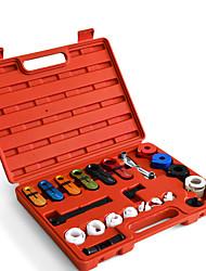 Недорогие -Набор инструментов для удаления холодного воздуха из кондиционера автомобиля 22шт