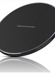 cheap -Wireless Charger USB Charger Universal with Cable / Qi 1 USB Port 2 A DC 5V for iPhone X / iPhone 8 Plus / S9
