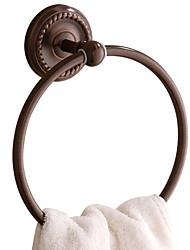 cheap -Towel Bar Creative Antique Brass 2pcs - Bathroom Wall Mounted