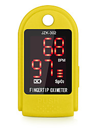 cheap -RZ Fingertip Pulse Oximeter Portable Blood Pressure Health Care CE approved SPO2 and Pulse Rate Pulsioximetro JZK-302