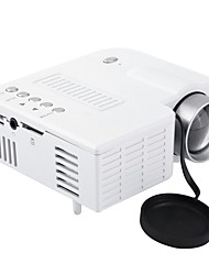 cheap -UC28A Mini Portable LED Projector LCD 1080P HD Multimedia Home Cinema Theater USB TF HDMI AV LED Beamer Projector for Home Use