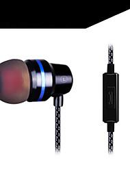 cheap -LITBeset In Ear Wired Headphones Earphone Silica Gel Earbud Earphone Stereo Headset