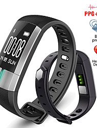 cheap -G20 PLUS Smart Bracelet ECG Heart Rate Blood Pressure Waterproof Meter Running Up Hand For Changing Screen ECG PPG