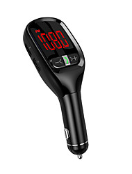 cheap -Bluetooth 5.0 FM Transmitter Car Handsfree FM Radio / MP3 / FM Transmitters Car