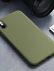 cheap -Eco-friendly Silicone Case For iPhone XS Max XR XS X Shockproof Airbag Case Cover For iPhone 8 Plus 8 7 Plus 7 TPU Cases