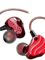 abordables -qkz trustfire ck5 dans l'oreille filaire écouteurs écouteurs gel de silice écouteurs écouteurs casque stéréo