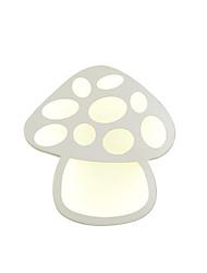Недорогие -Светодиодный настенный светильник для детской комнаты прелестный / новый дизайн современный современный / светодиодный скрытый настенный светильник детская комната / для интерьера металлический
