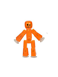 cheap -1 pcs Robot Stikbot Creative Novelty Kid's Adults' Toys Gifts