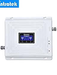 Недорогие -Lintratek 3G 4G LTE усилитель мобильного сигнала UMTS 2100 МГц LTE 1800 МГц двухдиапазонный усилитель сотового сигнала