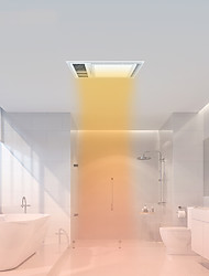 cheap -Xiaomi Yeelight Smart 8 In1 LED Bath Heater Pro Ceiling Light Bathing Light For Mihome APP Remote Control For Bathroom