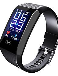 Недорогие -cm11 умные часы цветной экран Bluetooth смарт-браслеты с монитором артериального давления сердечного ритма сна смарт-шагомер
