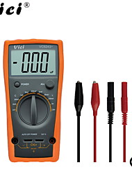 cheap -VICI VC6243 Digital Inductance Capacitance Meter Tester LCR Multimeter 1999 counts Inductance 2mH-20H Capacitance 2nF-2000uF