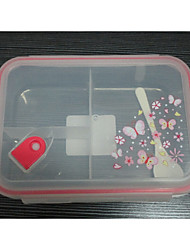 cheap -1pc Lunch Box Glasses Lovely Everyday Use