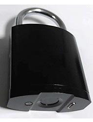 cheap -FPL-01 Fingerprint padlock 40 fingerprint waterproof design for luggage door lockers bicycle computer chassis etc.