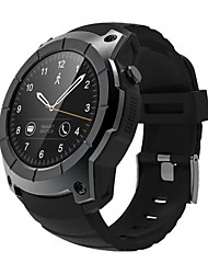 cheap -S958 Smart Watch BT Fitness Tracker Support Notify & Heart Rate Monitor GPS Sports Smartwatch Compatible Android/IOS System