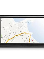 Недорогие -Q9 7-дюймовый FM-GPS 256 м 8G Windows CE 6.0 Автомобильный GPS-навигатор Авто с сенсорным экраном GPS-навигация Аудио-видео плеер