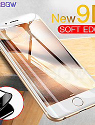 cheap -new 9d curved full cover tempered glass on the for iphone x xr xs max screen protector for iphone 8 7 6 6s plus protection film